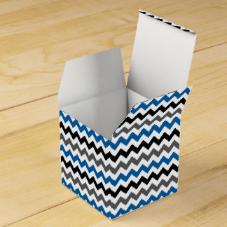 Blanco del negro del gris azul del fondo del cajas para regalos