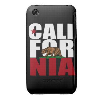 BLANCO DEL OSO DE CALIFORNIA - PNG iPhone 3 Case-Mate COBERTURA