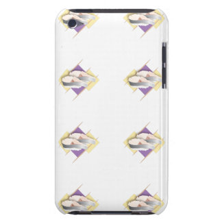 Blanco del sushi Case-Mate iPod touch carcasas