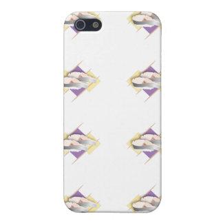 Blanco del sushi iPhone 5 fundas