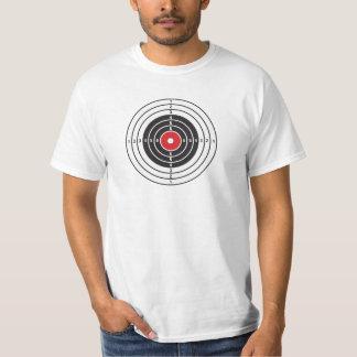 Blanco del tiroteo remera