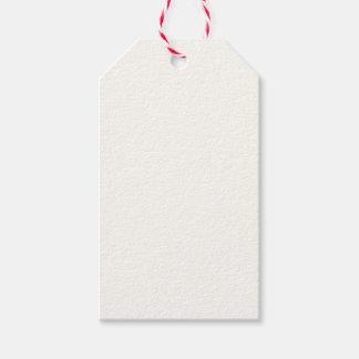 Blanco Etiquetas Para Regalos