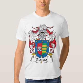 Blanco Family Crest T-Shirt