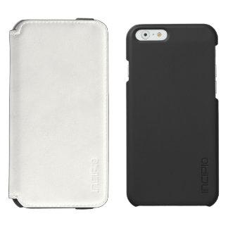 Blanco Funda Billetera Para iPhone 6 Watson