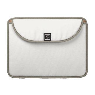 Blanco Fundas Para Macbook Pro