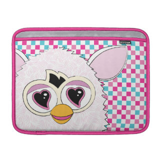 Blanco Furby de Yeti Fundas Macbook Air