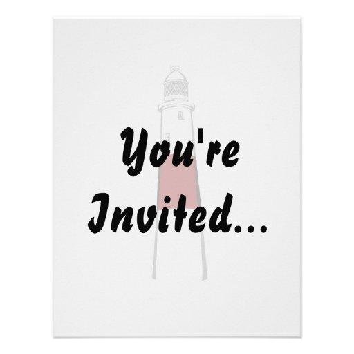 blanco gris red.png del faro invitaciones personalizada