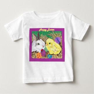 Blanco infantil de la camiseta de los amigos de