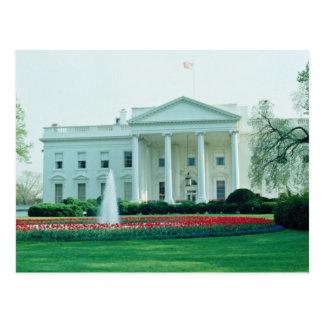 Blanco la Casa Blanca, Washington, C.C., los E.E.U Tarjetas Postales