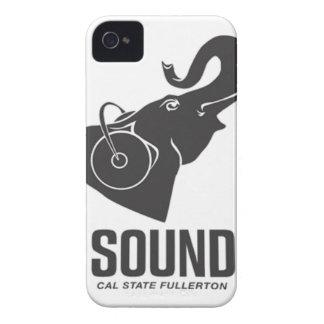 Blanco sano de Fullerton Carcasa Para iPhone 4 De Case-Mate
