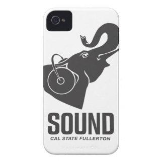 Blanco sano de Fullerton Funda Para iPhone 4