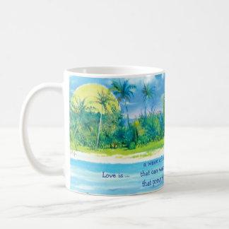 Blanco taza blanca clásica de 325 ml