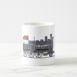 Blanco tren blanco clásico de la taza de 325 ml