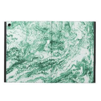 Blanco verde abstracto veteado del diseño el |