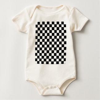 Blanco y negro y colorea diseños mameluco