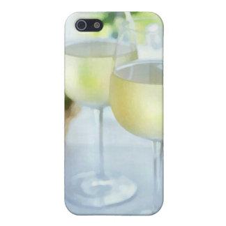 Blancos quebradizos iPhone 5 funda
