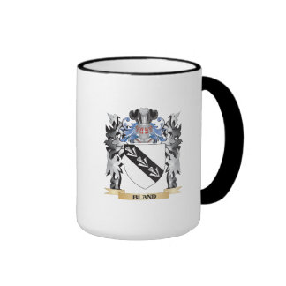 Bland Coat of Arms - Family Crest Ringer Coffee Mug