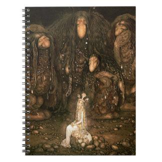 Bland Tomtar och Troll Note Book