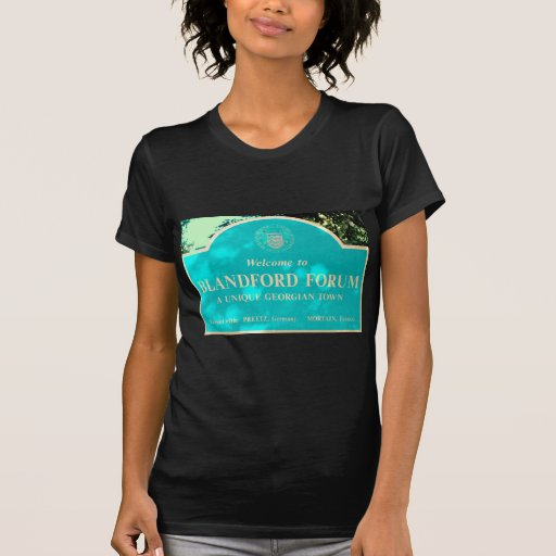 Blandford Camiseta