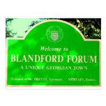 Blandford Postal