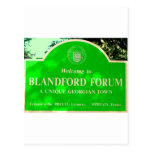 Blandford Postales
