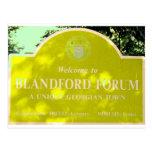 Blandford Tarjetas Postales