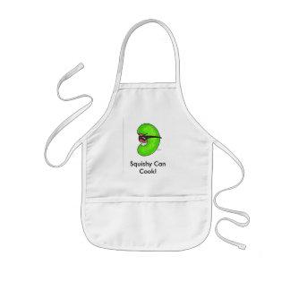 ¡Blando puede cocinar! Delantal Infantil