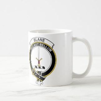 Blane Clan Badge Coffee Mug