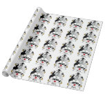 Blane Family Crest Wrapping Paper