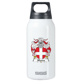 Blanes Family Crest Thermos Bottle