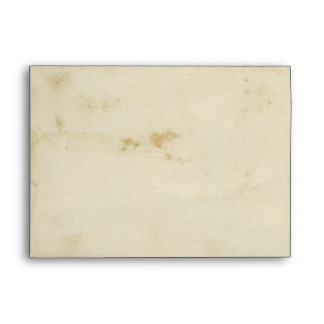 Blank Antique Aged Paper Envelopes
