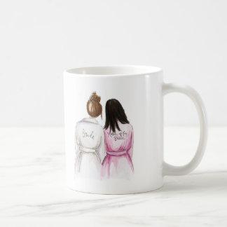 BLANK BACK Mug Auburn Bun Bride Bk Long Mom