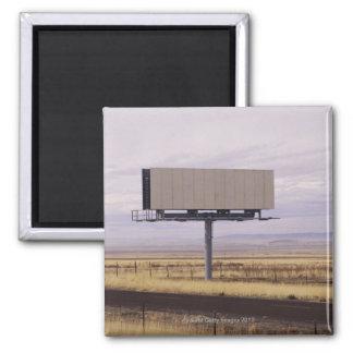 Blank Billboard Magnet