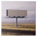 Blank Billboard Tile