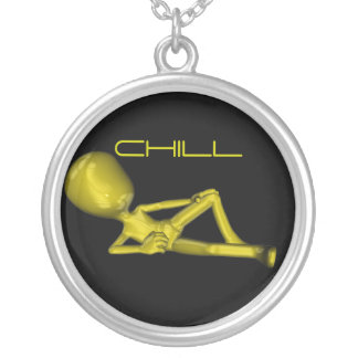Blank Bol Chill Necklace