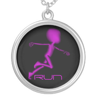 Blank Bol Runner Necklace