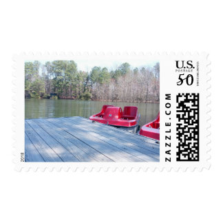 Blank - Calming Paddle Postage