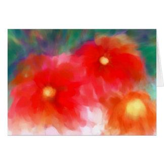 Blank Card >Flower Cards