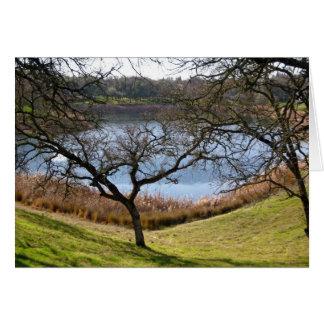 Blank Card, Landscape Card