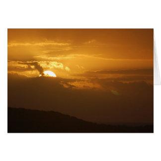 Blank Card - Sunrise Connection