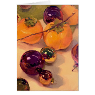 Blank Christmas Card, Art by Sarah Sedwick Card