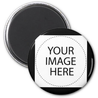 ♥ Blank - Create Your Own Gift 2 Inch Round Magnet