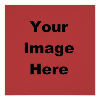 ♥ Blank - Create Your Own Gift Print