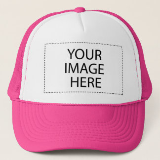 ♥ Blank - Create Your Own Gift Trucker Hat