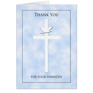 thank you cards blank