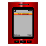 Blank...Custome your own text message! Card