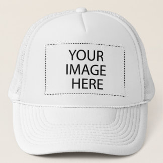 BLANK - DESIGN YOUR OWN - CREATE YOUR OWN TRUCKER HAT