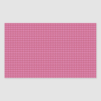 Blank DIY Template Party Giveaway add TEXT IMAGE Rectangular Sticker