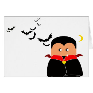 Blank Dracula Card