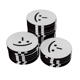 blank expression.ai poker chips set